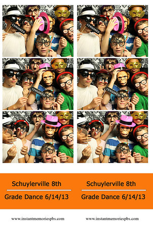 Schuylerville 8th Grade Dance 6-14-2013