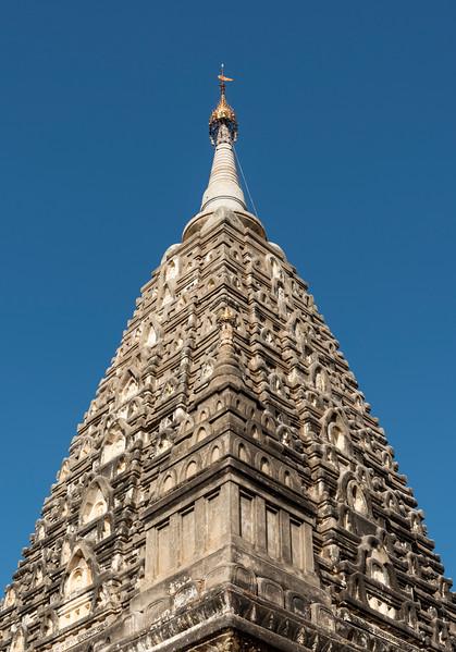 Mahabodhi Temple, Bagan, Burma - Myanmar