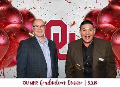OU MHR Graduation
