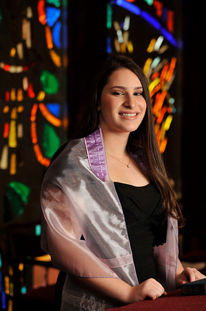 Selects Hannah Saadon Bat Mitzvah
