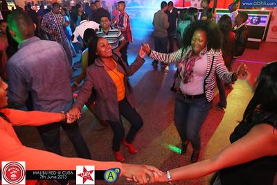 Cuba Lounge - 7th June 2013