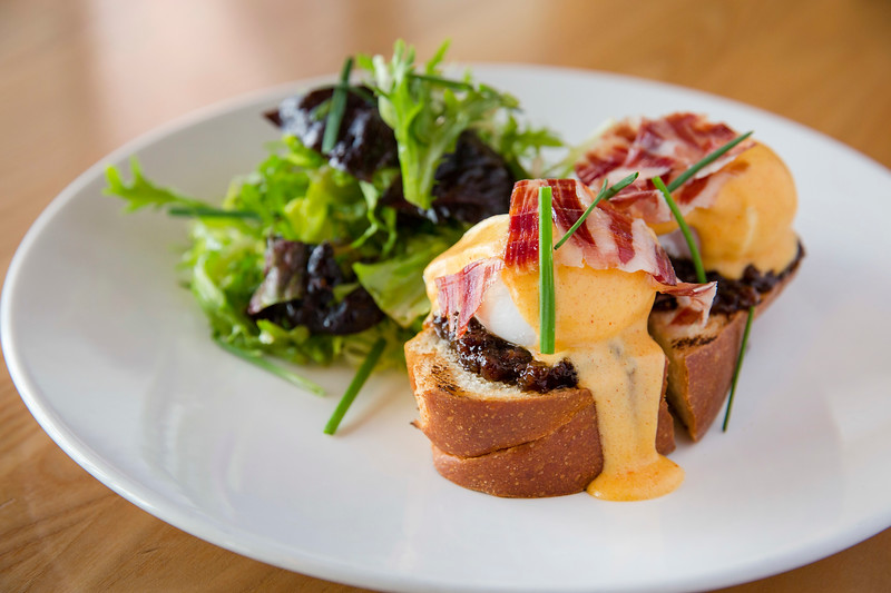 Brunch at Heartwood Provisions