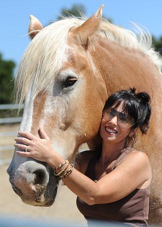 Jan-Jill-Phebe - Horses May-2011