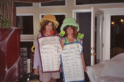Lori's Oct. Bunko Party