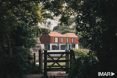 Imar Expanded Corten- Lewes House