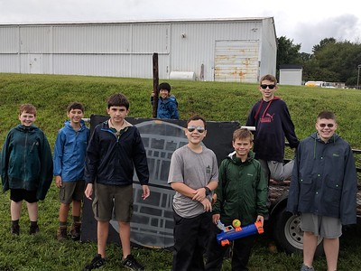 September 8, 2018 Wings & Wheels Campout