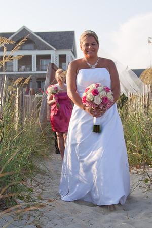 Kelly Totin -  Emerald Isle Wedding