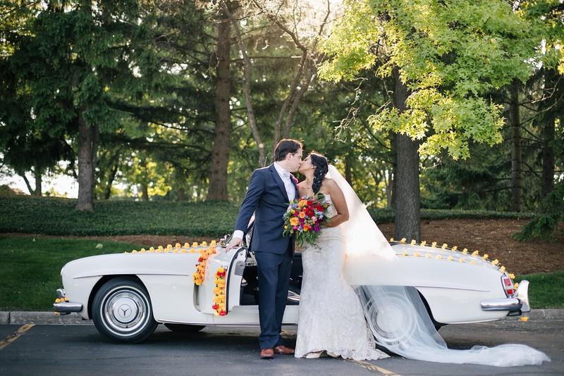 LeCapeWeddings Chicago Photographer - Renu and Ryan - Hilton Oakbrook Hills Indian Wedding -  827.jpg