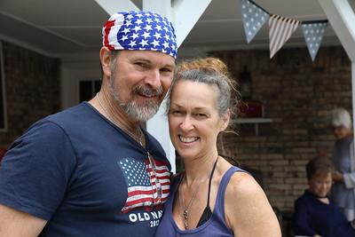 Jim & Melanie Clake