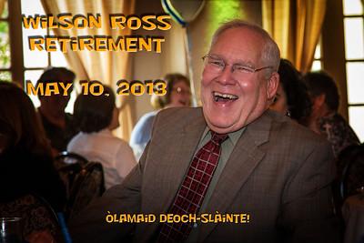 Will Ross Retirement