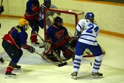 Women's Hockey - Queen's at Toronto 20030221