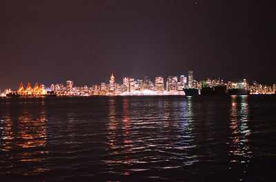 Vancouver, BC ~ March 2012