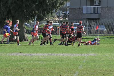 2016 Senior Boys Rugby