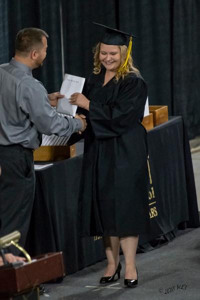 2018 Billings West Graduation