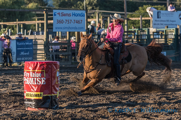 Sedro Woolley Rodeo 2017