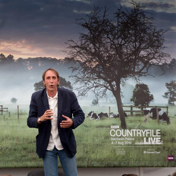 Will Self - BBC Countryfile Live 2016