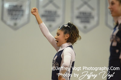 12-05-2012 Magruder HS Varsity Cheerleading, Photos by Jeffrey Vogt Photography