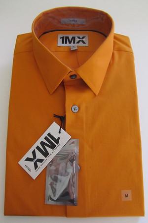label position | men's shirts