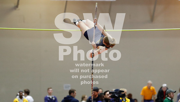 2.22.2019 - Augustana Track at CCIW Indoor Championships