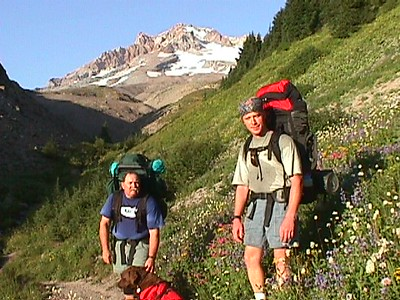 Oregon & WA Hikes 1998
