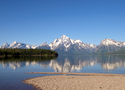Grand Tetons National Park 2018