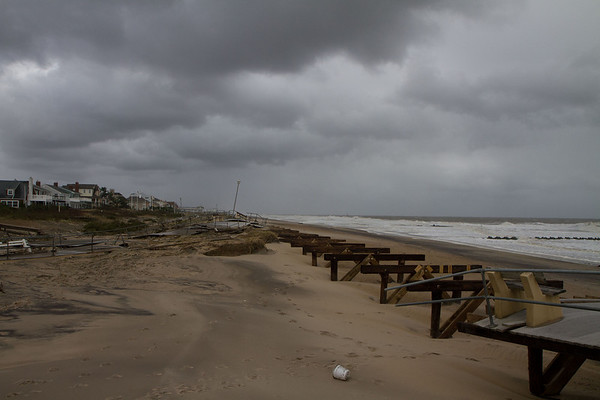 Hurricane Sandy - Sea Girt, Spring Lake, Belmar