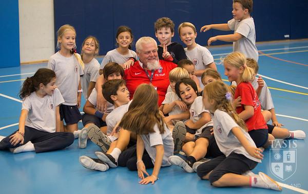 TASIS ES Physical Education