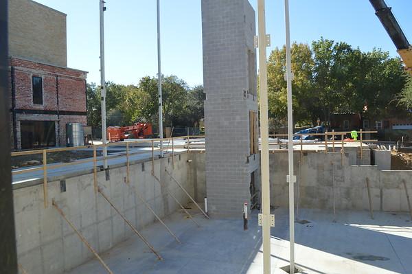 Campus Construction.November 2016