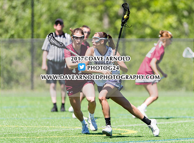 5/20/2017 - Girls Varsity Lacrosse - ISL Tournament  - Governor's Academy vs Nobles