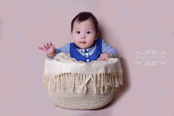 Apollo Zane Efraim | 3.5 months