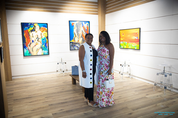 RE ENVISON GALLERY - GRAND OPENING