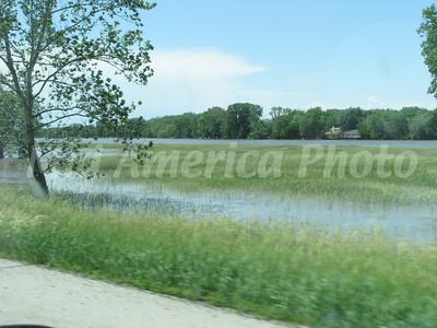 Rock River, Moline, IL, 6/14/08
