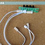 SKU: V-SENSOR, Limit Switch Sensors Board with Cables and Standoffs Pillar Screws for V-Smart 2021+ Model Vinyl Cutter