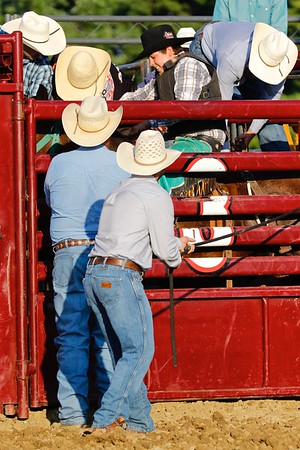 Hendricks County Fair Rodeo 2019