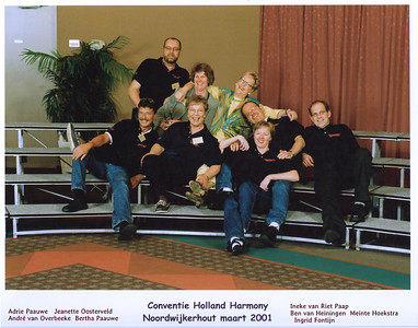 2001-0323 Holland Harmony Convention #10