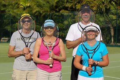 Friday Tennis