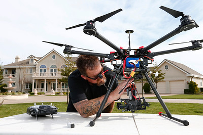 Drones help drive real estate sales in a hot Bay Area market