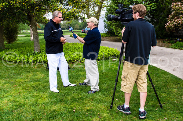 2013 Ron Jaworski Celebrity Golf Tournament