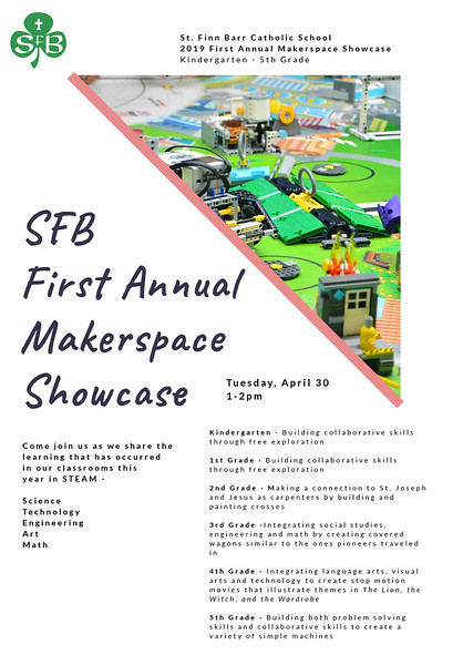Makerspace Showcase 2019
