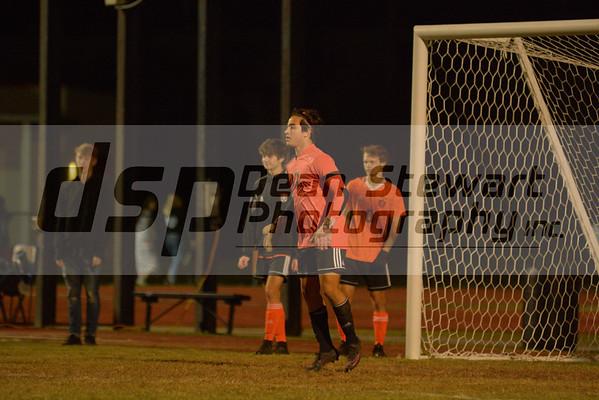 Spruce Creek Boys Varsity Soccer 12.18.18