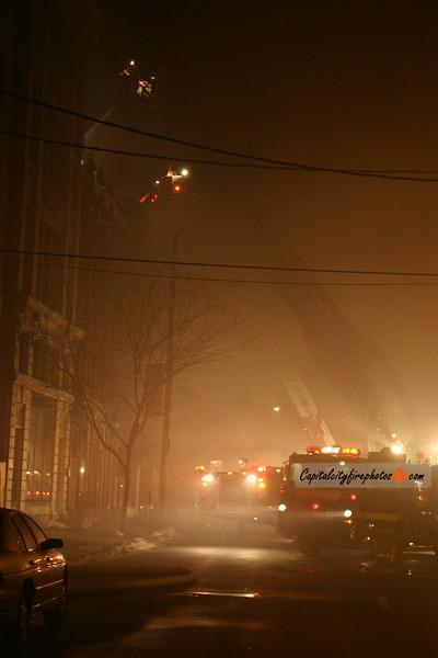 1/20/11 - Lancaster City - N. Queen Street