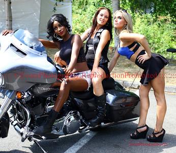Burgers, Bikes & Babes 2015