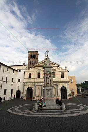 Rome's Smaller Churches