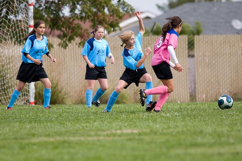 Week 8: Girl's MYSA U15 – Merced Strikers