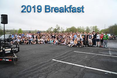 Friday, Senior Breakfast
