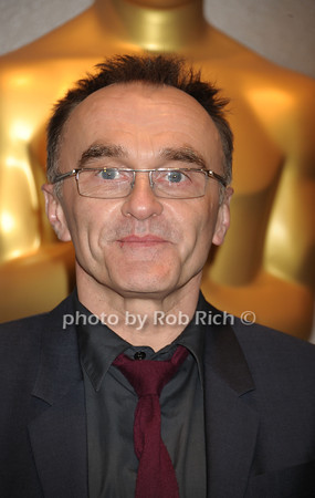 Danny Boyle  The Academy of Motion Picture Arts & Sciences presents a conversation with director Danny Boyle held at the Academy Theatre  Arrivals  New York City, USA- 04-04-13