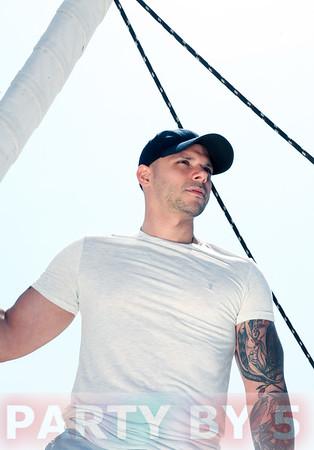 Scott Cruz Video Shoot in Marina Del Rey - Extra to Extraordinaire