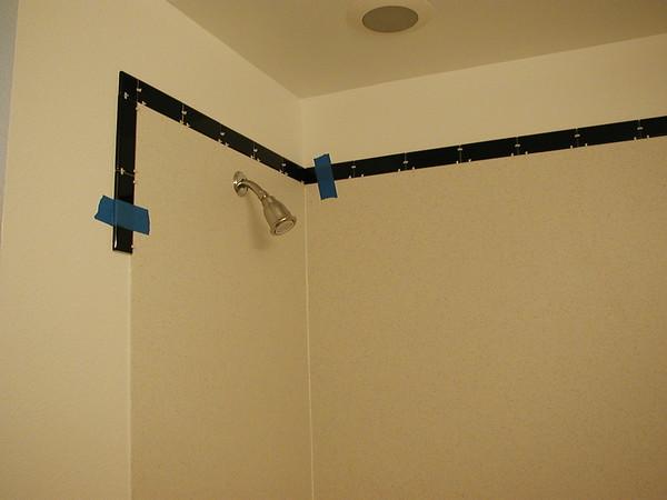 Bathroom Remodel 2001