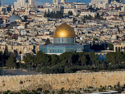 JERUSALEM the CITY