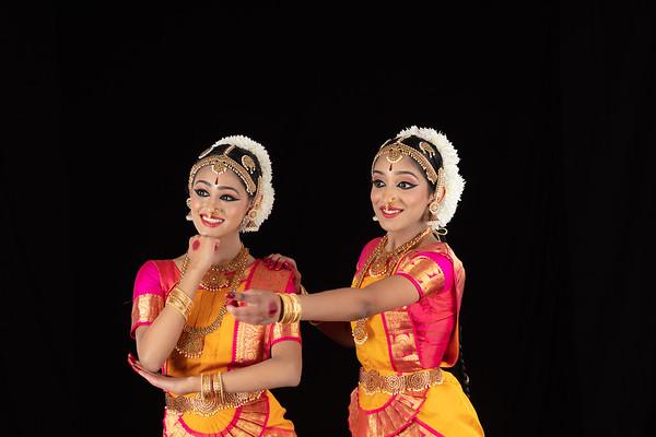 201904 - Sanjana & Sahana Pre Arengetram